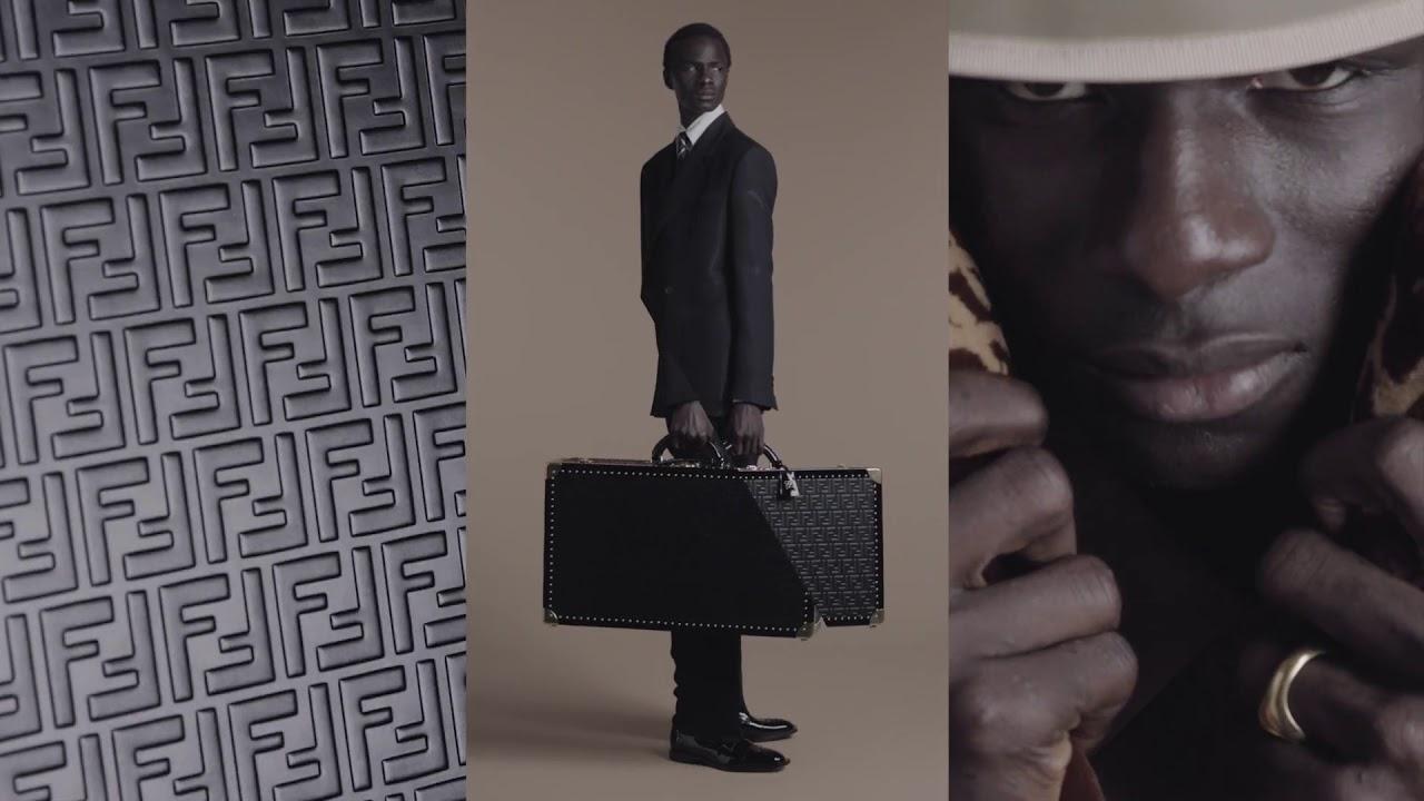 Fendi Fall 2019 Men's Campaign