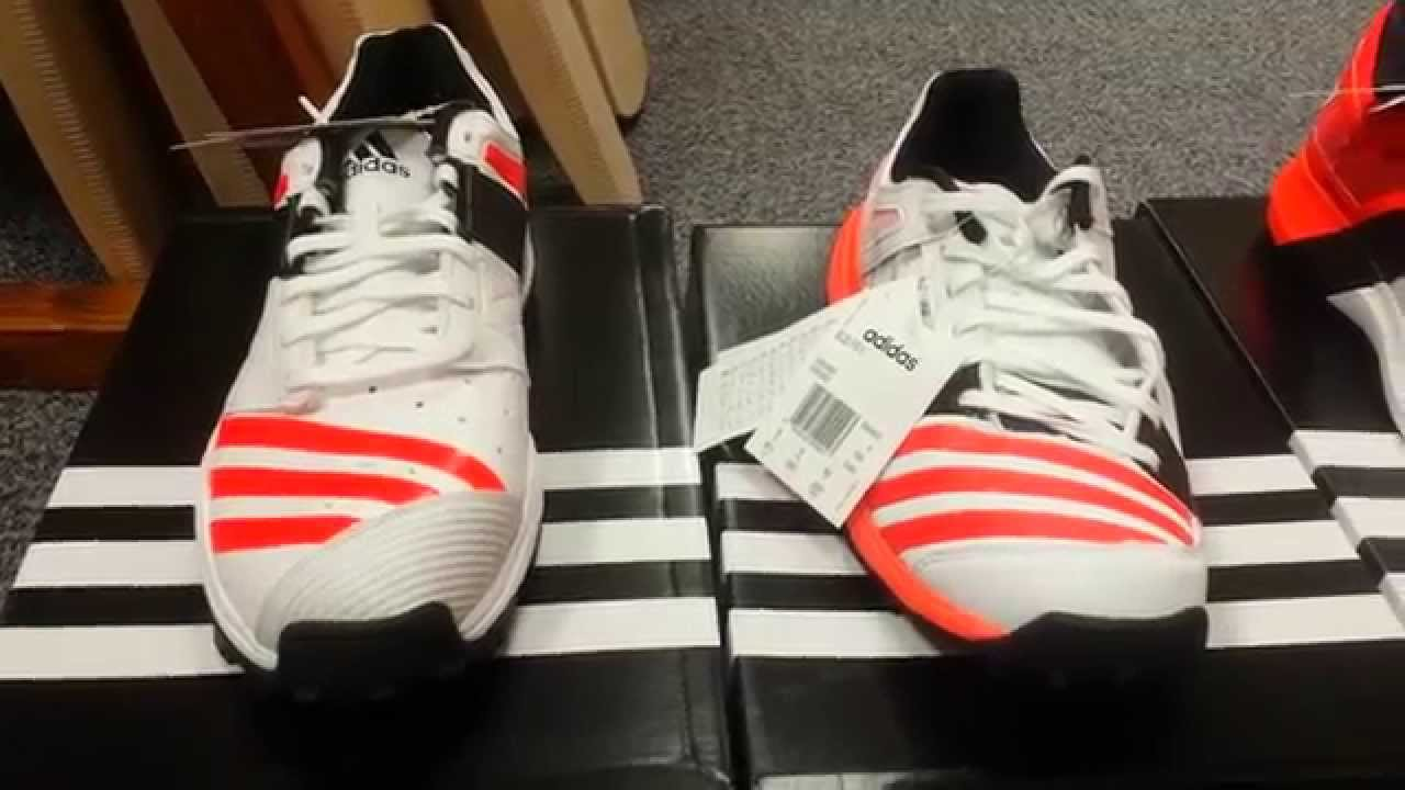 best loved be48a 97382 New 2015 Adidas Cricket Shoes - NOW IN STOCK! - YouTube