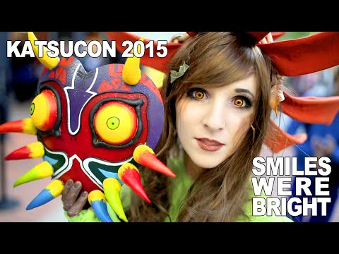 KATSUCON 2015 - COSPLAY - Smiles Were Bright