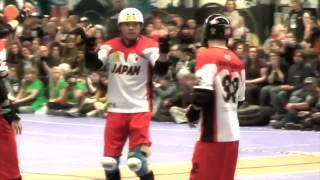 ローラー ダービー ジャパン|ROLLER DERBY JAPAN