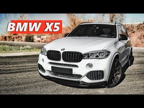 Обзор BMW X5 35i F15 Xdrive тест-драйв