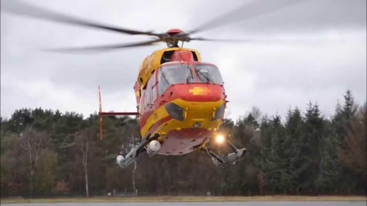 Medicopter 117 Hubschrauber