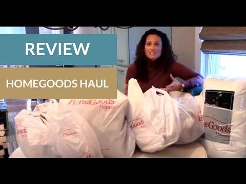 Home Staging Tips: Homegoods Haul