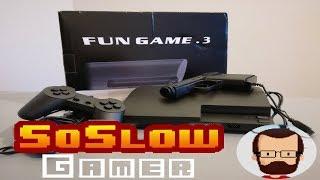 SSG Videoblog #8   Unboxing Fun Game 3 (Pegasus)