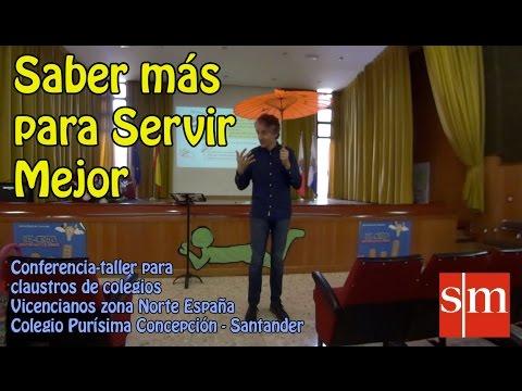 Saber más para servir mejor - Jornada claustros colegios Vicencianos Norte España 16-6-2016