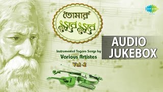 Popular Rabindra Sangeet - Volume 2 | Tumi Rabe Neerabe | Audio Jukebox