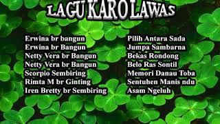 Download lagu Lagu Karo Lawas