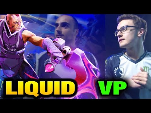 LIQUID vs VP