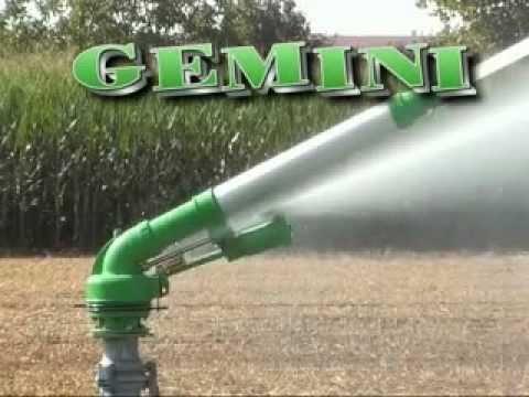 Спринклер Gemini (Джемини) двухскоростной. 8(918)022-3-777