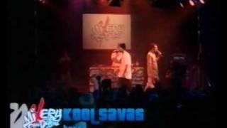 Kool Savas - Hoo LIVE (2001) Mixery Raw Deluxe