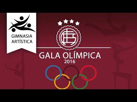 GALA 2016 DE GIMNASIA ARTISTICA CLUB LANUS