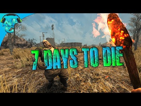 Lost, Scared, and Alone - Someone Help Me Find My Friends! 7 Days to Die E1