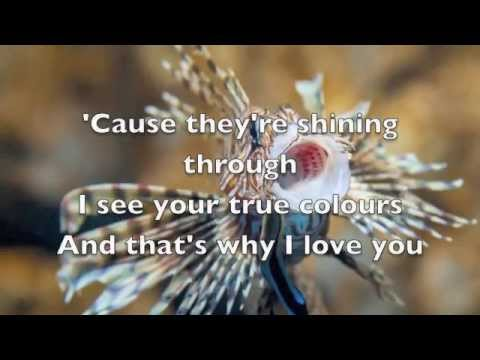 True Colours (lyrics) Phil Collins