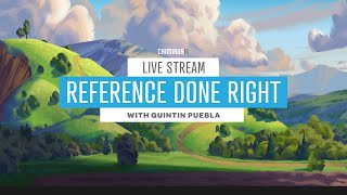 Reference Done Right Live Stream