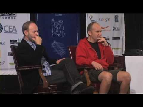In Conversation: Wayne Kramer & Ian MacKaye @ Summit09