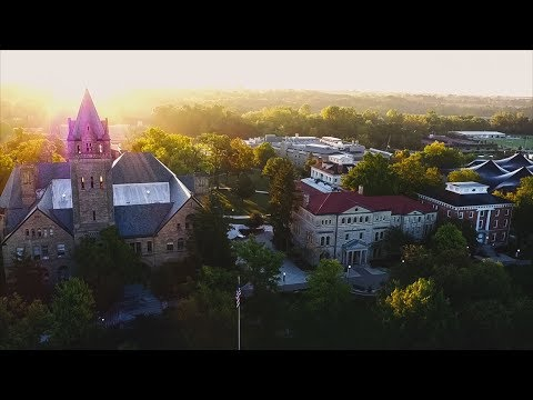 Ohio Wesleyan Connect Today, Create Tomorrow Campaign Video