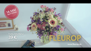 Fleurop TV-Spot: Muttertag 2017 (kurze Version)