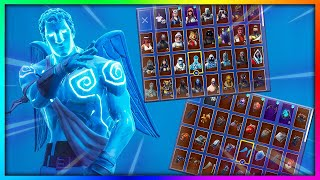 "Before You Buy ""FROZEN LOVE RANGER"" - All Skin and Back Bling's Combinations in Fortnite"