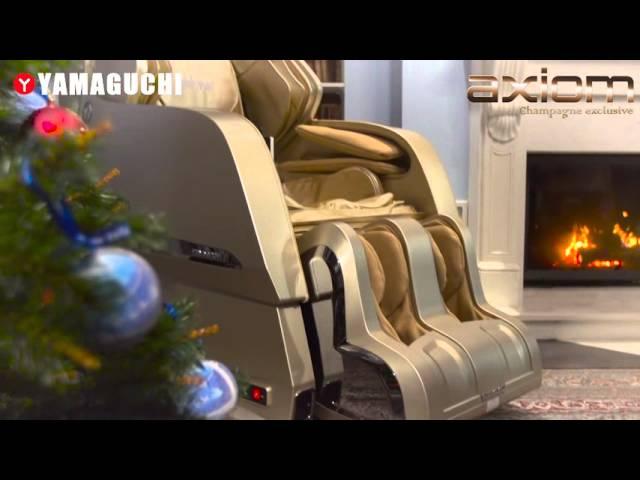 Отзыв о массажном кресле AXIOM от Леонида Закашанского