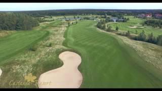 Castanea Resort Adendorf/Golfanlage: Bahn 16