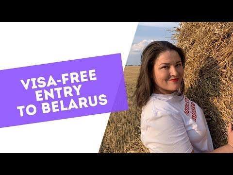 30 Days Visa-free Entry To Belarus: Pitfalls And Hints