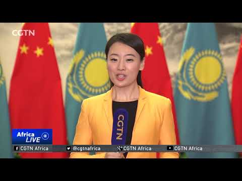 Xi Jinping meets with Kazakh President Nazarbayev in Beijing