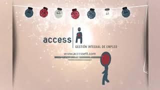 Accesset | Vídeo Felicitación