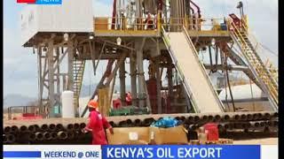 President Uhuru Kenyatta flags off trucking of the Lokichar-Turkana County oil exports