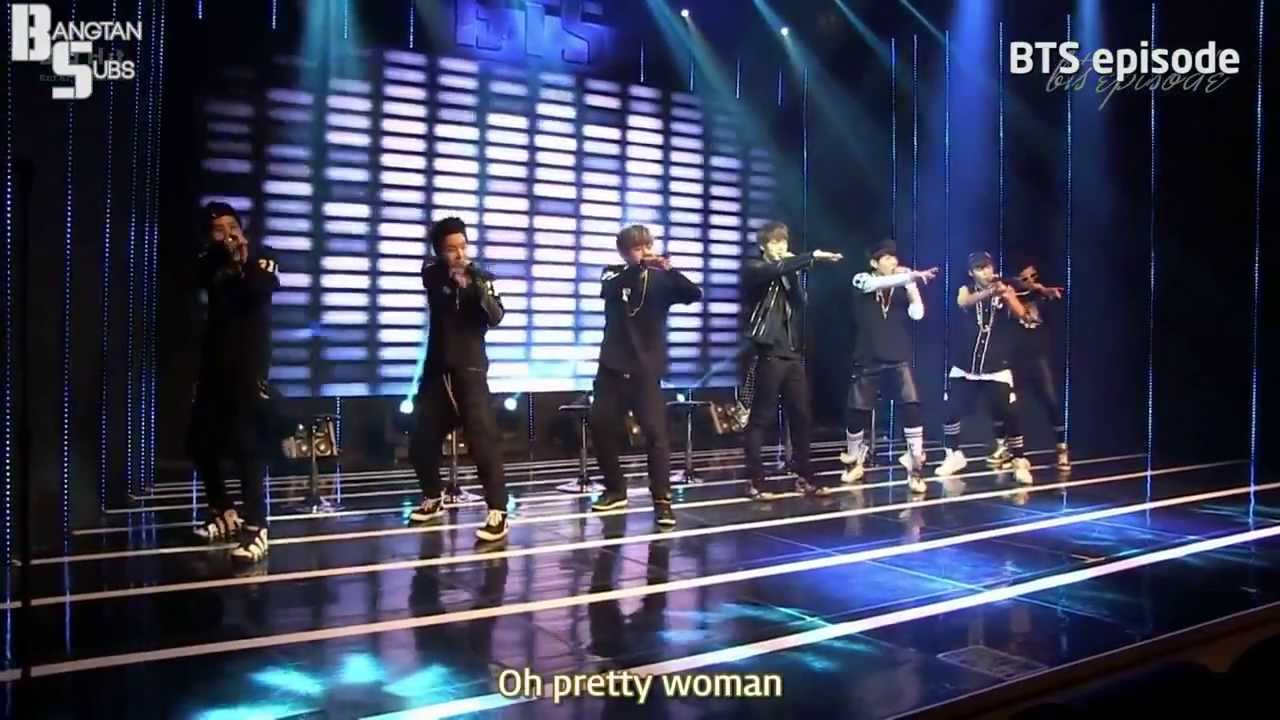 HD 130613 BTS I Like It Live Performance @ Showcase Sketch