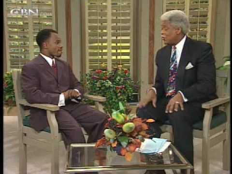 Kirk Franklin interview on CBN 1995