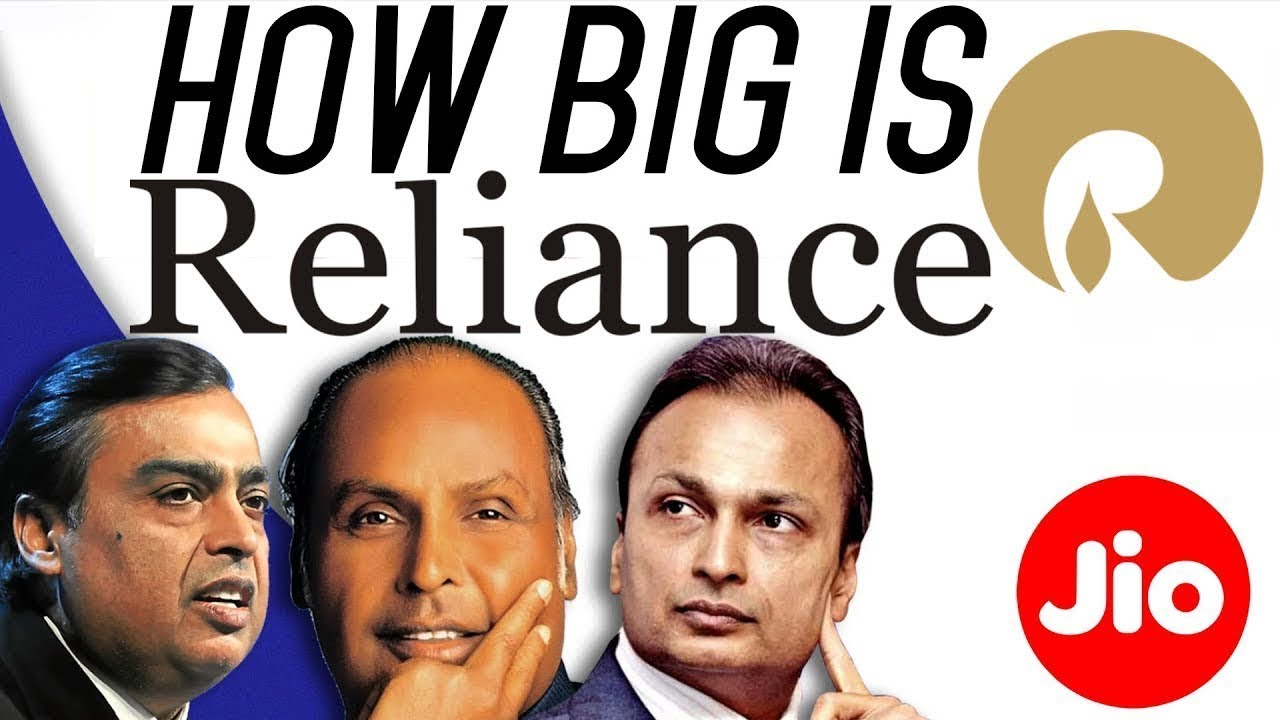 How BIG is Reliance? (They're Responsible For T-Series)   ColdFusion