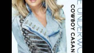 Carrie Underwood Cowboy Casanova I Tunes Rip(New Song+HQ MP3)
