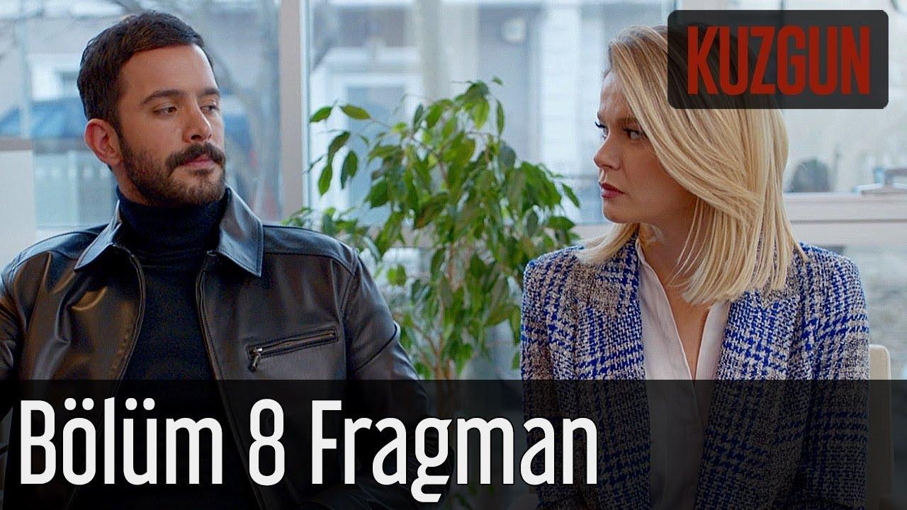 Kuzgun 8.Bölüm Fragman