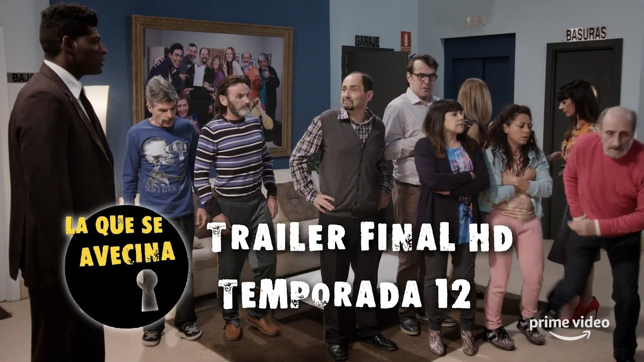 Avance La Que Se Avecina Temporada 12 Parte 2 8 De Enero De 2021 En Amazon Prime Video Hd Youtube