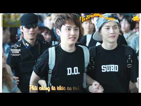 [Vietsub+Kara] HPBD Do Kyung Soo 011215 - I Feel You - Hong Dae Kwang