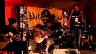 BACTERYAZZ unplugged - King for a day (Faith No More cover)