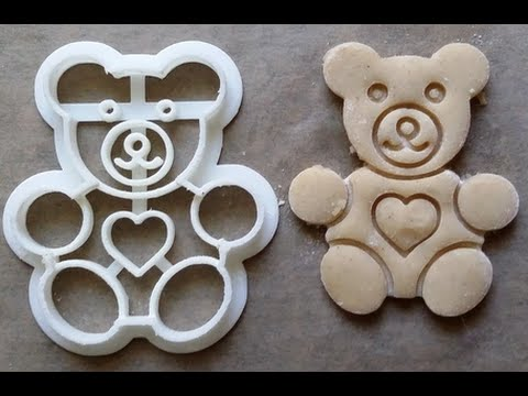 How to make a Cookie Cutter / TED / TUTORIAL