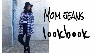 Mom Jeans Lookbook