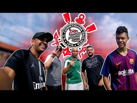 DESAFIO DE FUTEBOL ZEZAO E GUI80 *feat DaBiCouFut