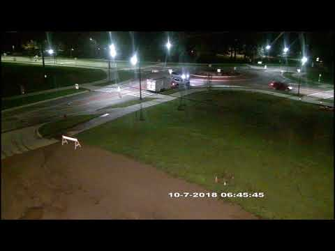 Police search for stolen trailer from Concordia University