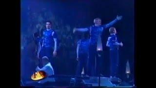 Backstreet Boys Millennium Tour France 1999