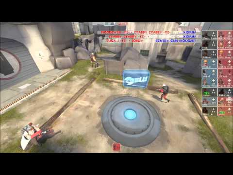 9v9 - Syndicate v Proprietary 9 - UGC - Viaduct with guest caster STAR!