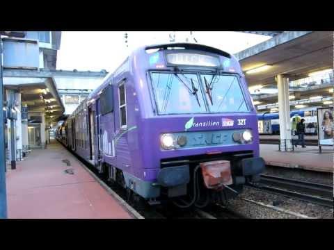 [Paris] Z5600 RER C pelliculé - Versailles Chantiers (VICK)