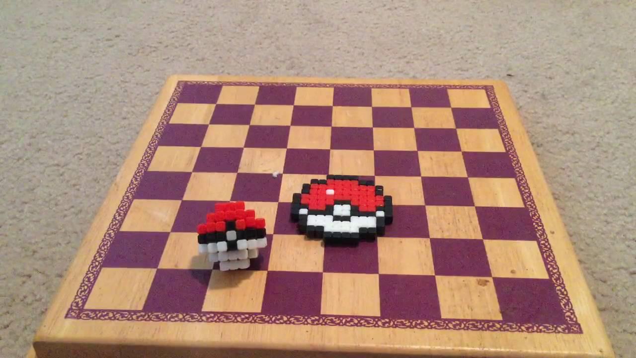 Pixel Art Pokemon Facile Pokeball