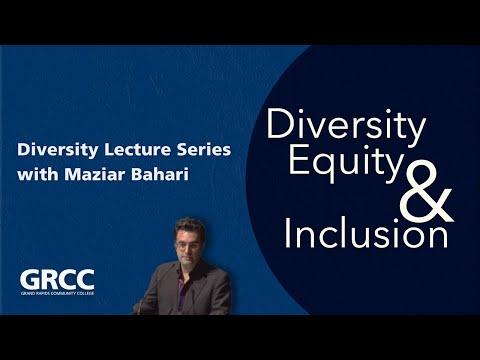 Diversity Lecture: Maziar Bahari