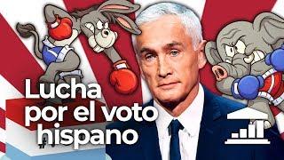 ¿Puede TRUMP conquistar  el VOTO LATINO? - VisualPolitik