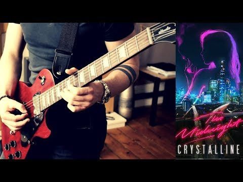 The Midnight - Crystalline (Guitar Cover)