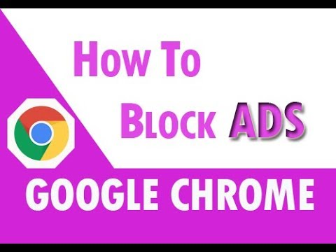 how to delete ads on google chrome
