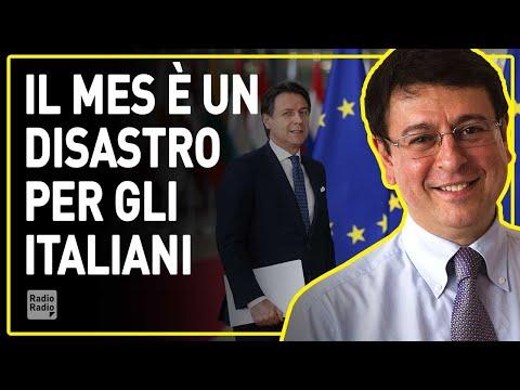 MES FATTO PER METTERE IN GINOCCHIO L'ITALIA. NON VA RIFORMATO, VA ABOLITO - Valerio Malvezzi