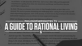 A Guide to Rational Living by Albert Ellis Thumbnail